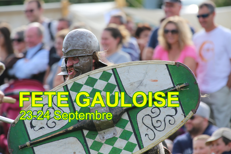 Présentation Fête Gauloise 2017 (cliquez c'est important)